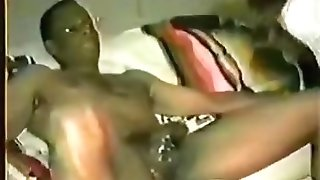 Wifey gets fucked by a black dude
