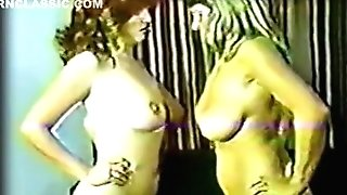 Uschi Vs Julia Two
