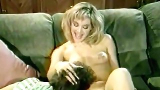 Antique Blonde Lengthy Tears Up Vid