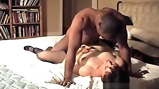 Homemade Hotwife Wifey And Black Paramour