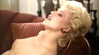 Matures Blonde Makes A Big Black Cock Vanish In Her Labia