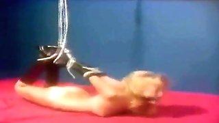 Restrain Bondage Blonde Tied Torment