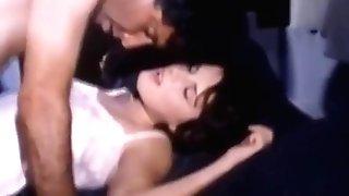 Buxom Lady Gets Fucked Hard In Retro Pornography