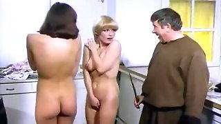 Best Cmnf In Old-school German Comedy. Disrobing Naked And Enf
