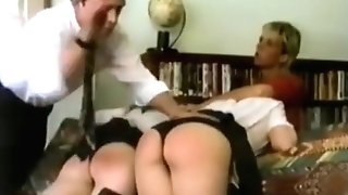 Wedgie Picking And Wedgie Spanking