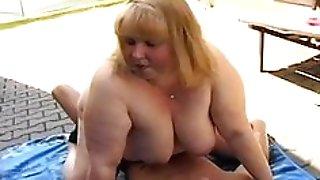 Blonde Fat Hairy Bbw Matures Granny - Dana - 2006 - Antique
