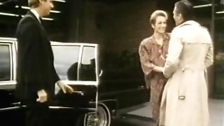Michelle Davy, John Leslie, Jamie Gillis in classical hump clip