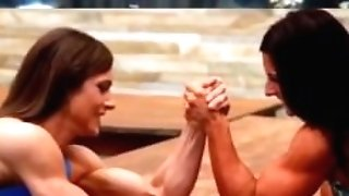 Mixed armwrestling compilation