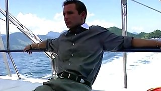 Buttfuck Orgy In A Boat Wiht The Brazilian 'garotas'