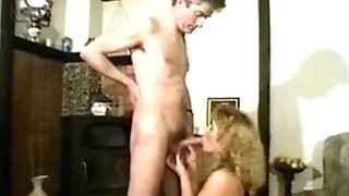 German Anal Invasion Retro Jism In Face