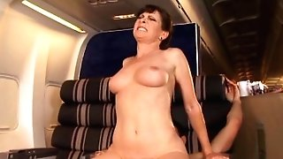 Classical Matures Stewardess Assfuck
